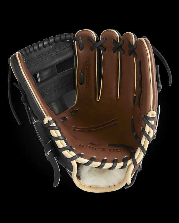 IK3 SERIES JAPANESE STEER HIDE YOUTH INFIELD/OUTFIELD GLOVE - BISON STYLE