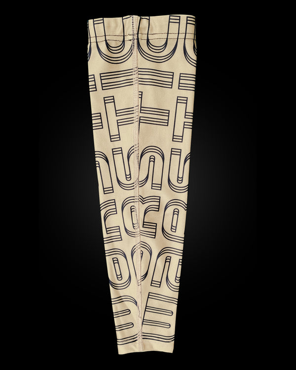 ARM SLEEVE - WARSTIC BONE & BLACK