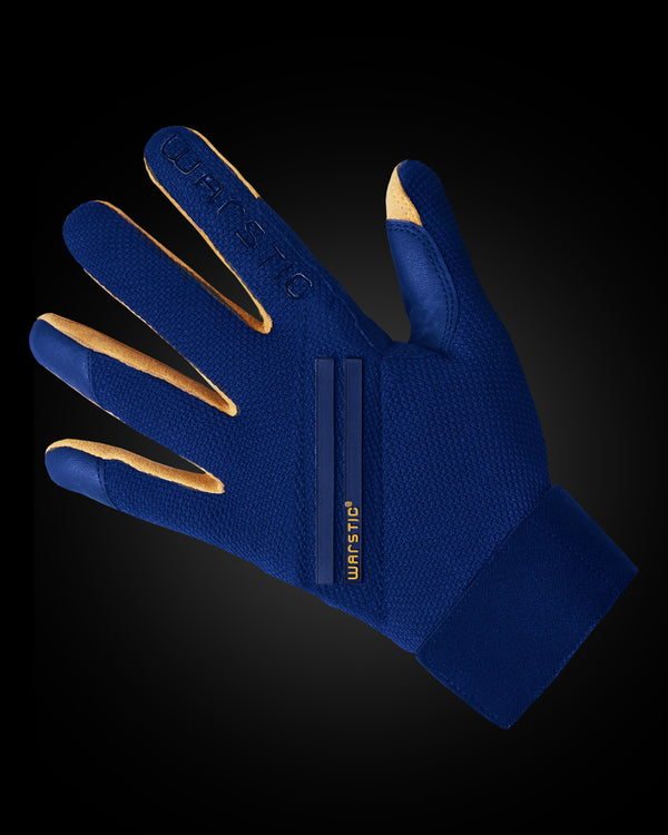"WORKMAN3 ADULT & YOUTH BATTING GLOVES ""BLUEOUT"""