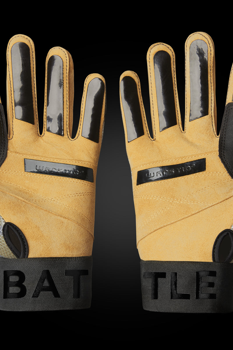 SMALL BATCH NO. 2 MOSSY OAK WORKMAN3 ADULT & YOUTH BATTING GLOVES