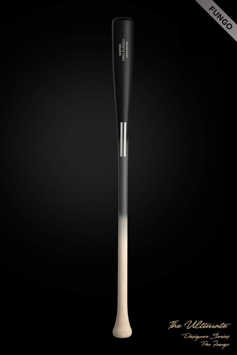 The Ultimate Team Fungo (Smoke) Wood Bat, [prouduct_type], [Warstic]