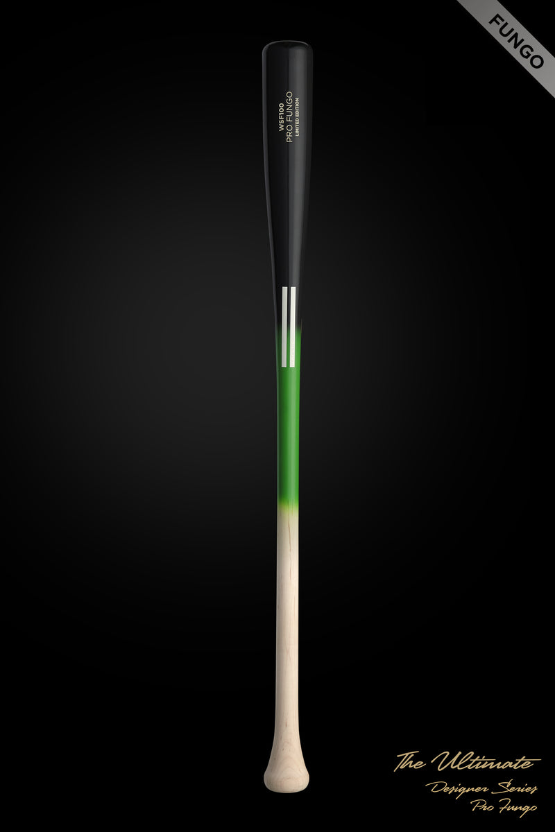 The Ultimate Team Fungo (Grass) Wood Bat, [prouduct_type], [Warstic]