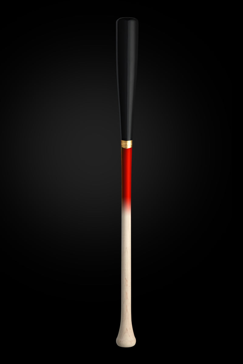 The Ultimate Team Fungo (Blood) Wood Bat, [prouduct_type], [Warstic]