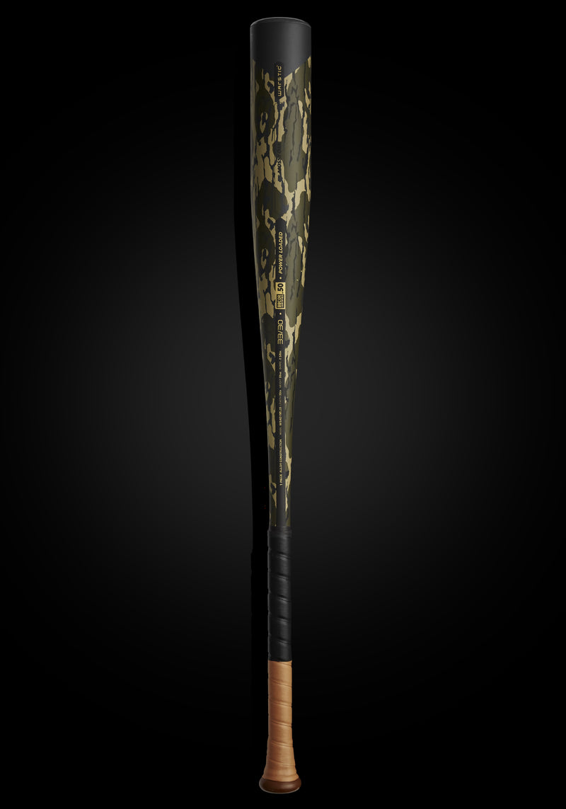 THE HAWK2 LTD. EDITION MOSSY OAK BBCOR METAL BASEBALL BAT, [prouduct_type], [Warstic]