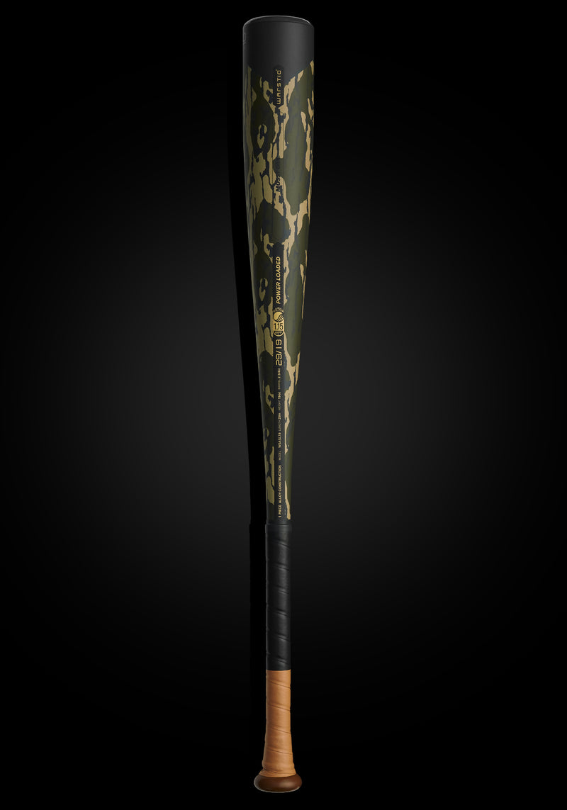 THE HAWK2 LTD. EDITION MOSSY OAK USSSA METAL BASEBALL BAT, [prouduct_type], [Warstic]