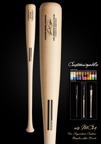 Miguel Cabrera WSMC24 Customizable Pro Signature Wood Bat, [prouduct_type], [Warstic]