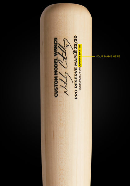 Nick Castellanos WSNC9 Customizable Pro Signature