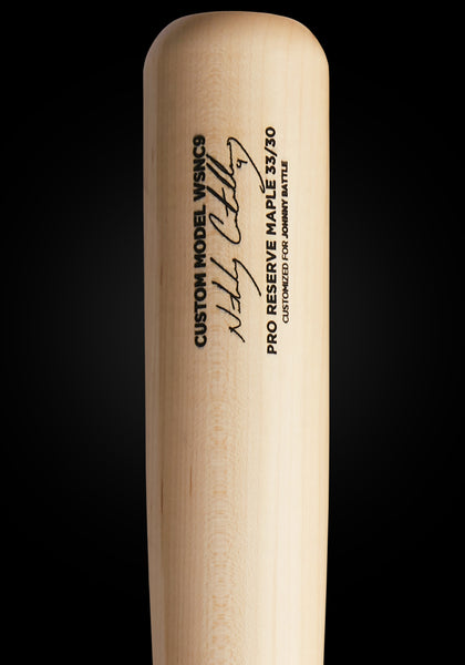 Nick Castellanos WSNC9 Customizable Pro Signature, [prouduct_type], [Warstic]
