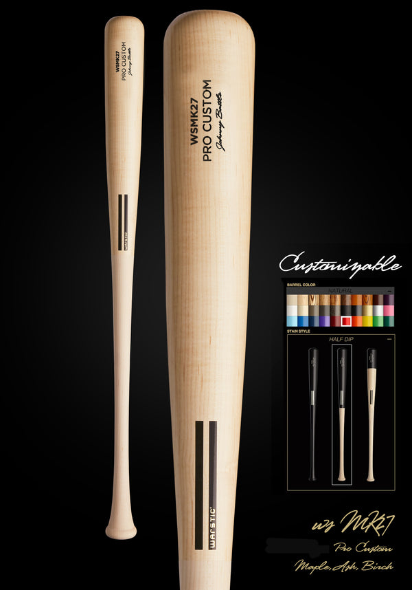 WSMK27 (MATT KEMP MODEL) WOOD BAT, [prouduct_type], [Warstic]