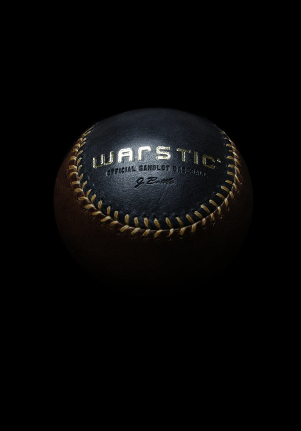 JACK WHITE AUTOGRAPHED WARSTIC OFFICIAL SANDLOT #3 BASEBALL