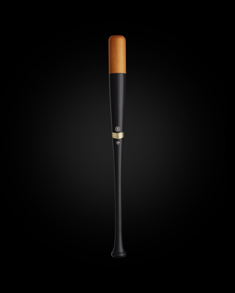 THE WHISKEYVILLE WS271Y SMALL BATCH WOOD BAT