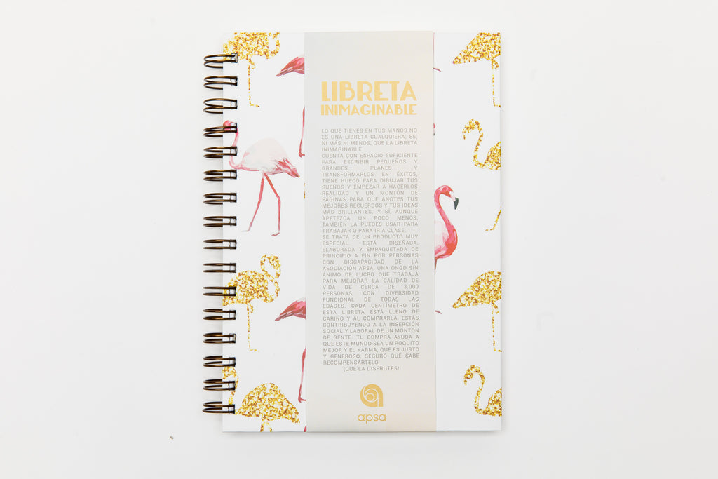 Libreta Inimaginable A5 Friday In Love