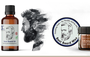 Beard Oil or Beard Wax. What's the difference?