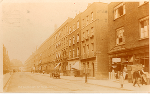 The History of No. 1 Beaumont Street