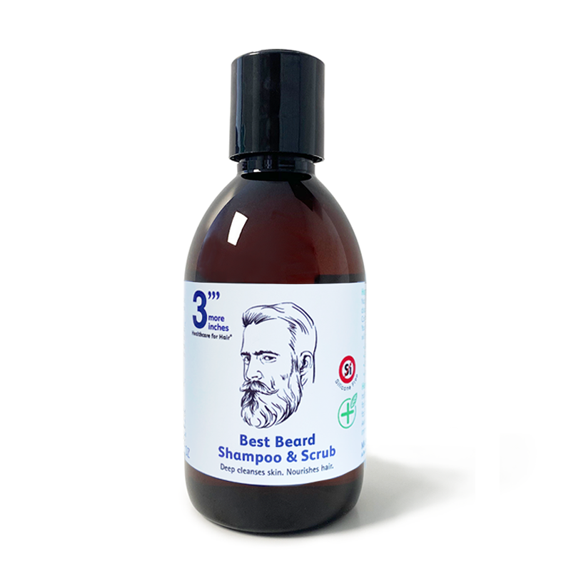 Best Beard Shampoo & Scrub