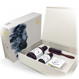 Luxury Beard Grooming Set
