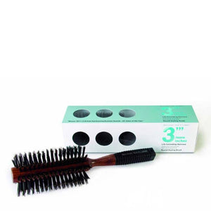 Round Styling Brush - Firm Bristle