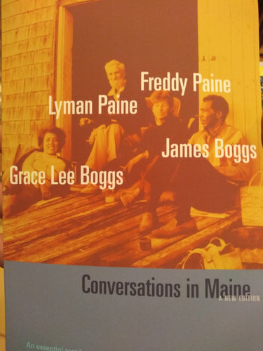 Conversations In Maine