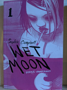 Wet Moon : Feeble Wanderings