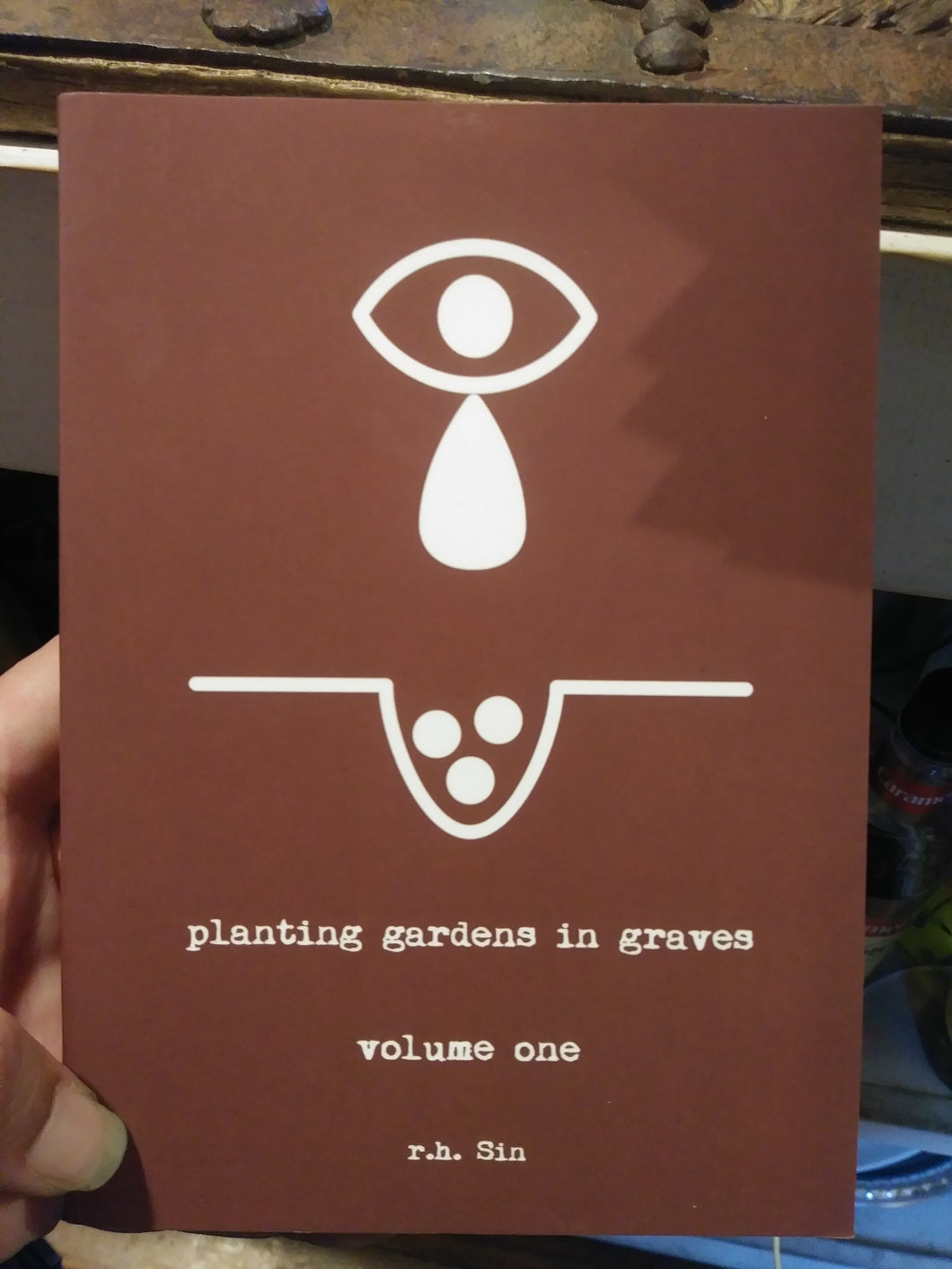 planting gardens in graves volume one