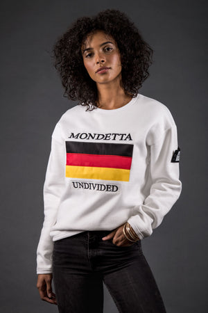 Unity Women's Modern Fit Sweatshirt - Germany