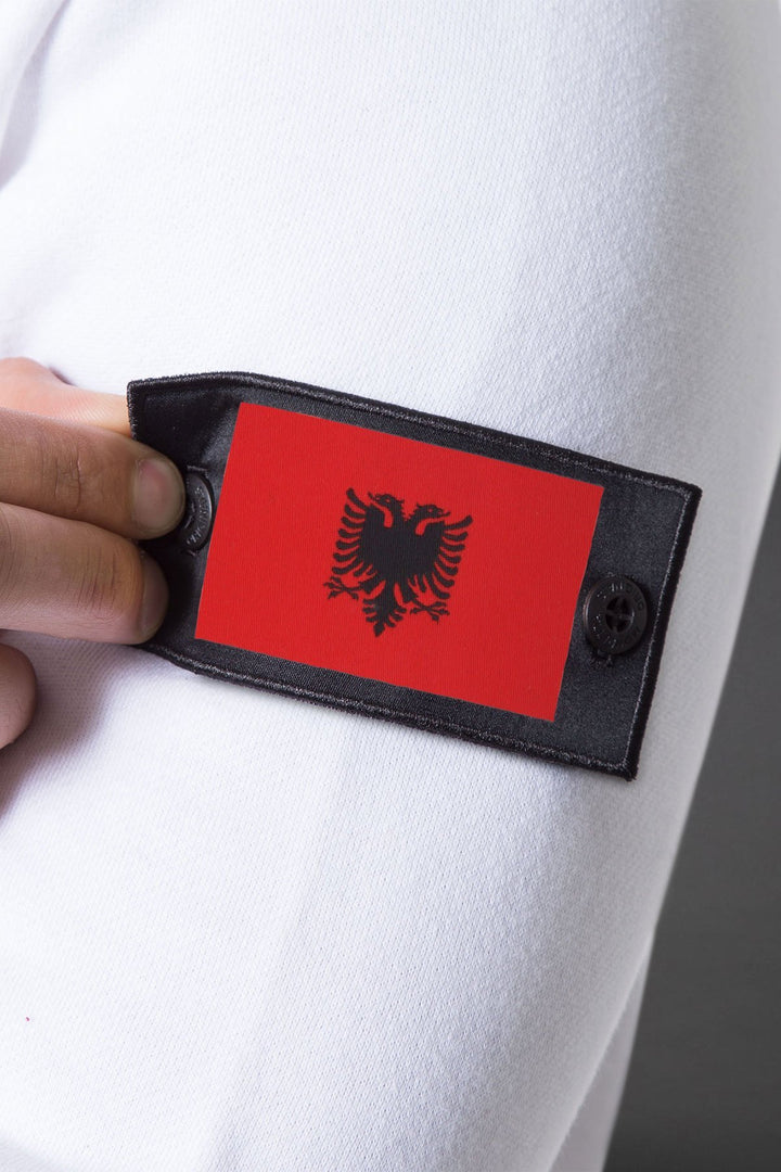 Albania Patch