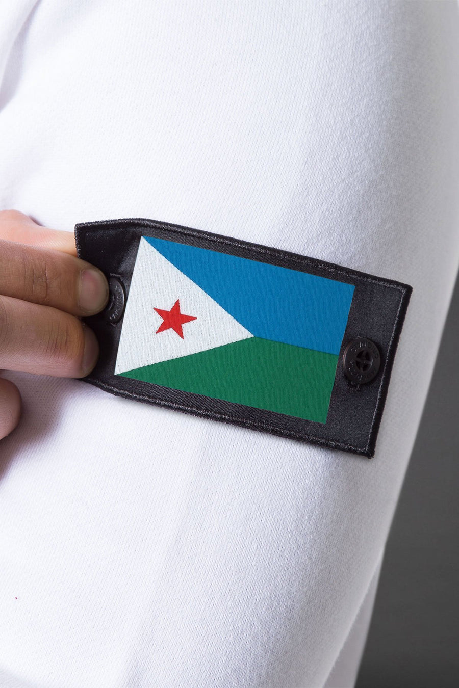 Djibouti Patch