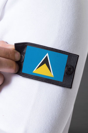 Saint Lucia Patch