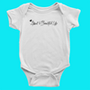 About A Beautiful Life Baby Onesie
