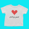 About Feeling Good Toddler Tee