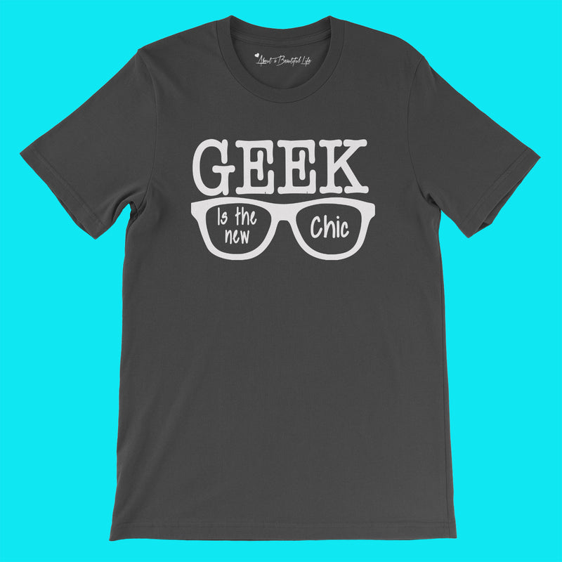 About Geek Life Tee