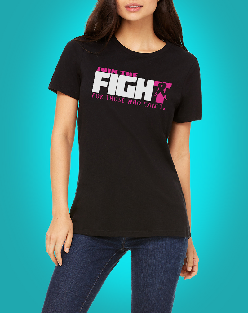 About Fight Cancer Tee