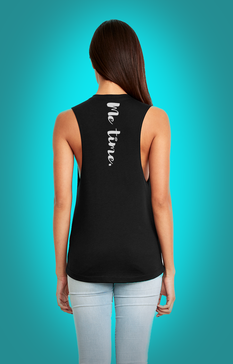 About Me! Muscle Tank