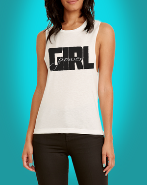 About Girl Power Tank