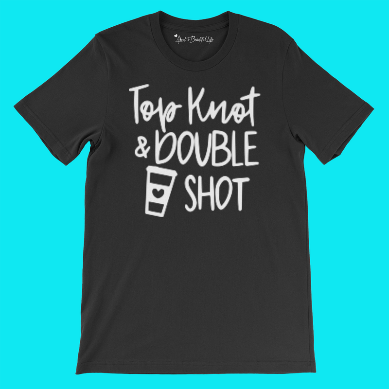 About Top Knot Tee