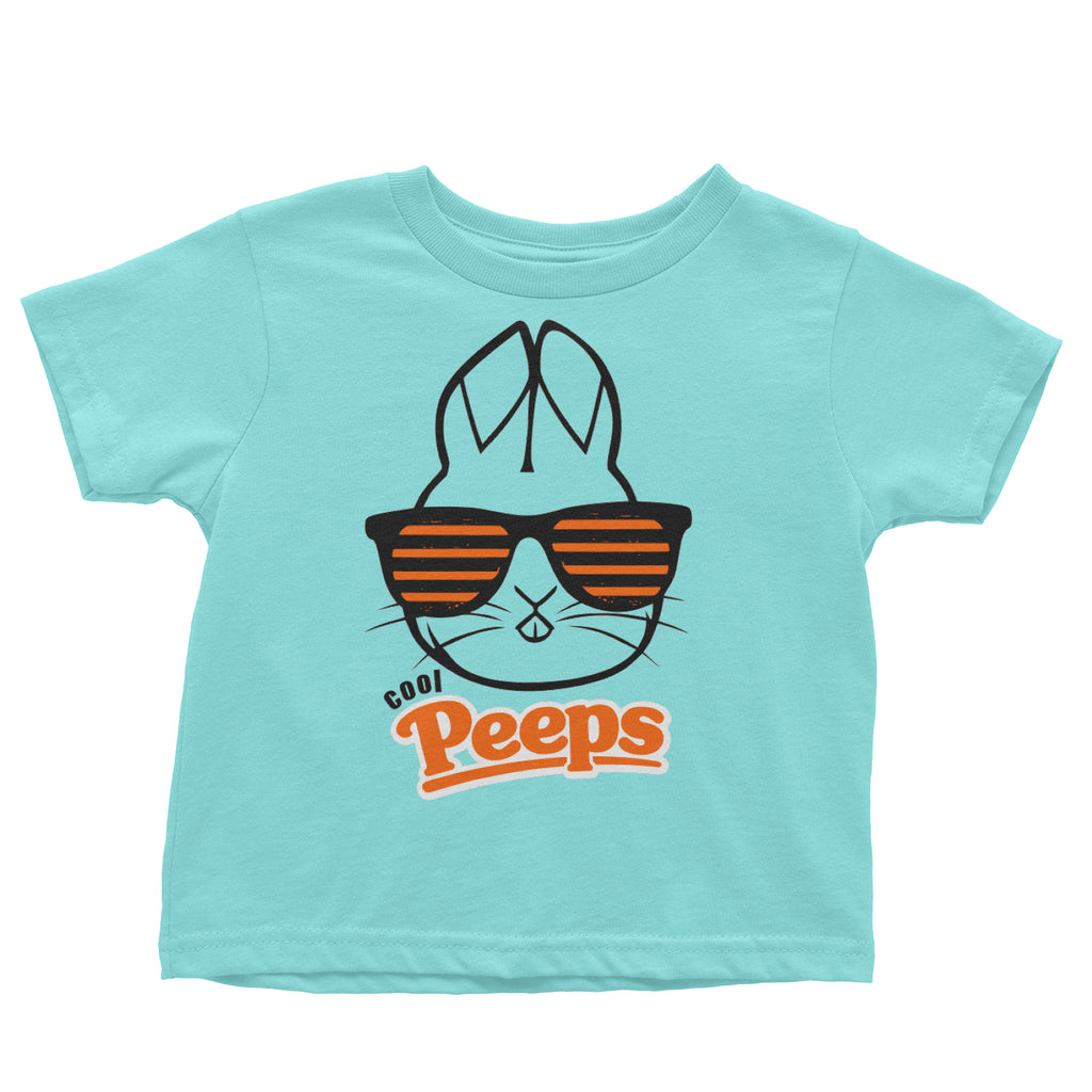 About Cool Peeps Toddler Tee