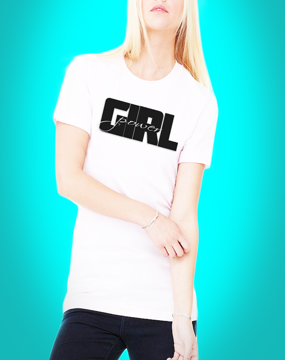 About Girl Power Tee