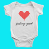 Personalized Little Sister Onesie