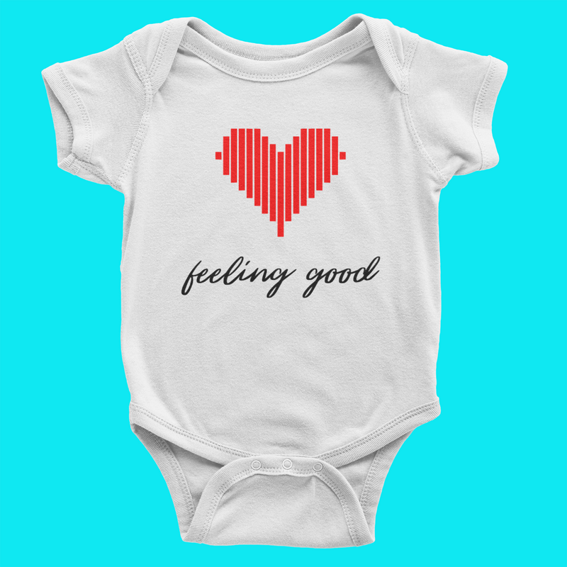 About Feeling Good Onesie