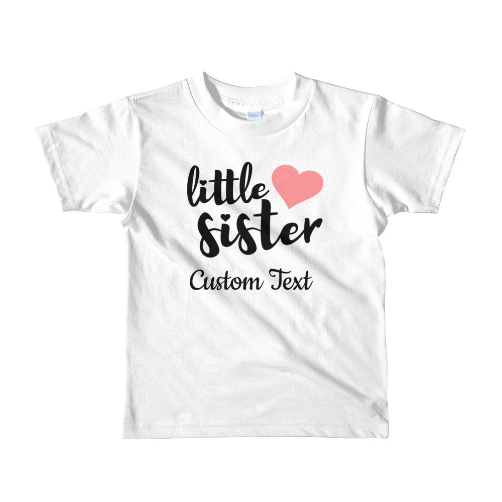 Personalized Kids Tee