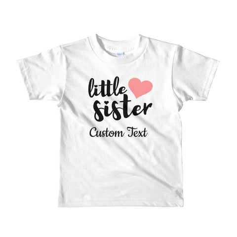 About Rock Toddler Tee