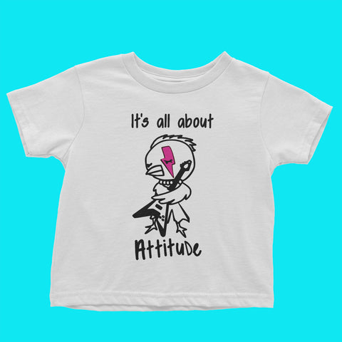 About One of a Kind Toddler Tee