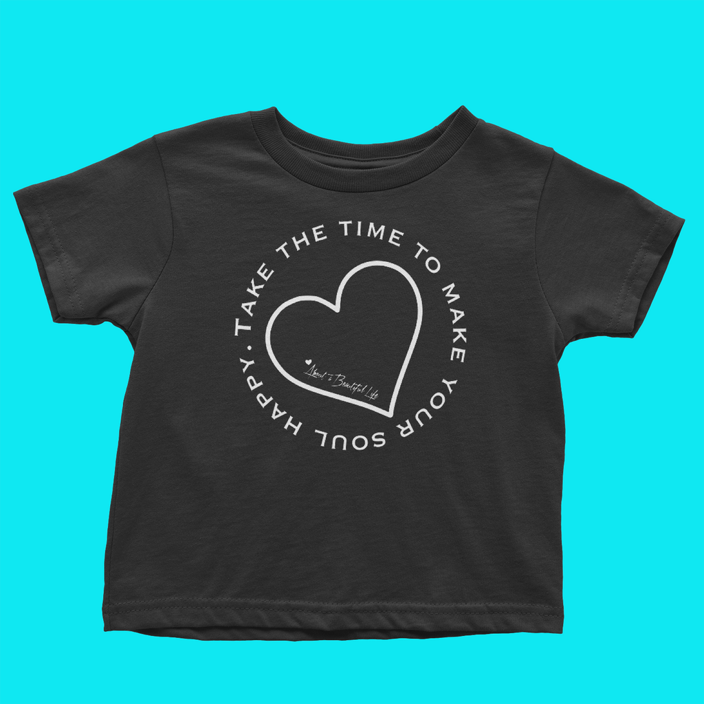 About Soul Toddler Tee