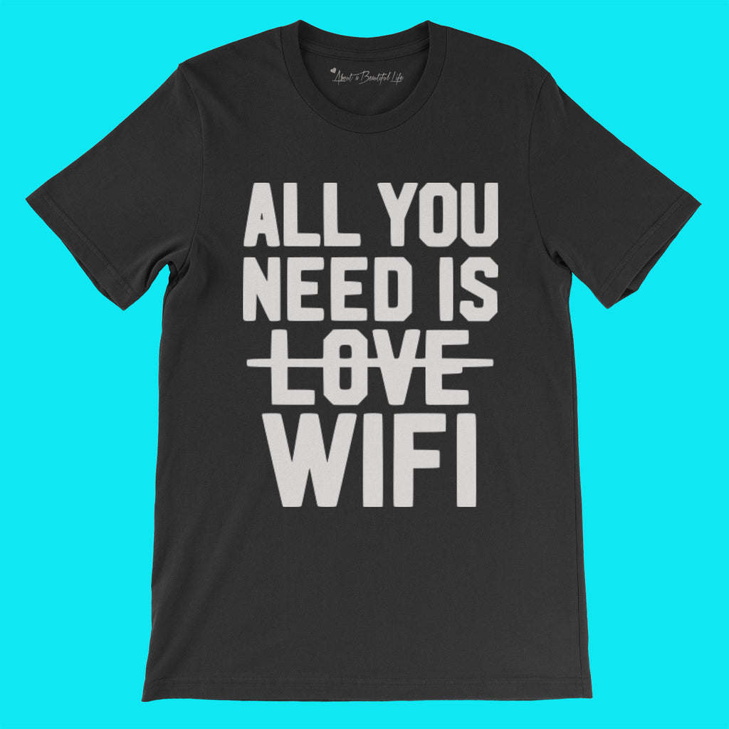 About WIFI Tee
