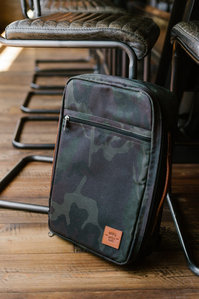 WDRFA x James Dant Weekender Backpack: A Detailed Look - Weekend at Ironworks