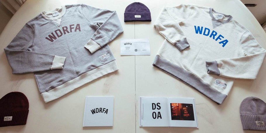 WDRFA Pop-up at Printtext - PATTERN