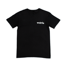 Load image into Gallery viewer, STARS TEE - BLACK