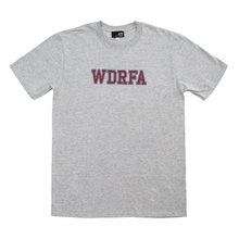 Load image into Gallery viewer, COLLEGIATE TEE - GREY