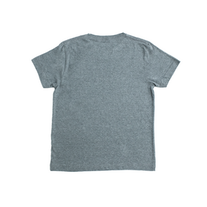 BETWEEN THE LINES KIDS TEE - GREY