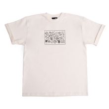 Load image into Gallery viewer, LIFESTYLE TEE - NATURAL